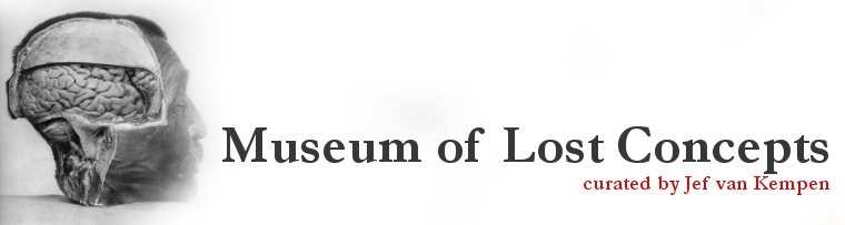 Museum of Lost Concepts